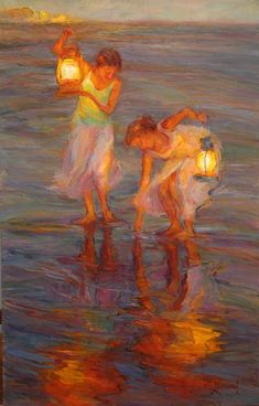American Impressionist Artist