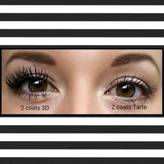 Check out the Before and After of my 3D Fiber Mascara. :) www.youniqueproducts.com/LisaGhiglieri