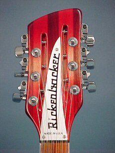 Rickenbacker Guitar, Prs Guitar, Fender Telecaster, Gretsch, Beatles Guitar, Music Guitar, Cool Guitar, The Beatles, Rockabilly Guitar