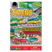 Create A Scene Magnetic Trains