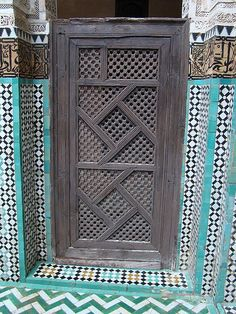 Typical Moroccan Decor