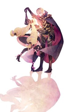 Fire Emblem: If/Fates - Leon and Elise