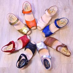 we've added 3 more colours to our low heel peep toe collection; antique gold, orange and ocean blue! #lovemylottas