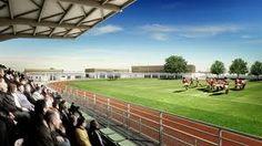 Le stade Jean-Jaures actuel