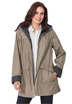 Fashion Plus Size George Simonton Single Breasted Coat www