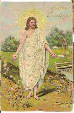 1900; Jesus appears