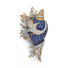 Tiffany Masterpieces Jean Schlumberger brooch