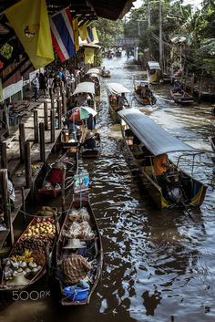 Floating Market - null