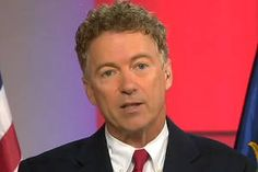 """Rand Paul: Tea Party's been """"hijacked and hoodwinked"""" by """"false conservative"""" Donald Trump"""