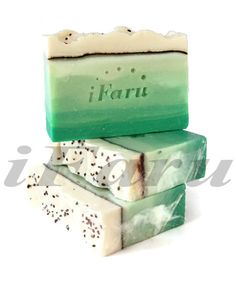 Rosemary Mint Artisan Cold process Soap by iFaru on Etsy, £3.54