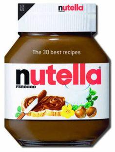 Nutella Cookbook(Hardback):9781909342163