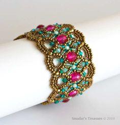 Smadar's Treasure - Mumbai Masala Bracelet