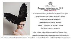 Cursos y Capacitaciones en Maison Aubele 2015-Asesoramiento de imagen, producción de modas, Diseño de Calzado, Diseño de Carteras www.maisonaubele.com