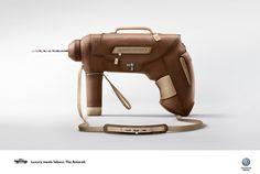 """Volkswagen Amarok: """"Luxury meets Labour."""""""
