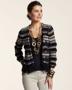 Sweaters for Women   Womens Sweaters - Chico's
