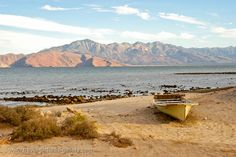 baja california images | Bahia de los Angeles (Bay of the Angels), a coastal bay on the Sea of ...