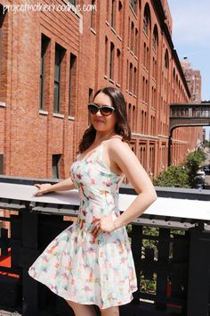 Fashion: Summer Weekend Style With Cindy + Johnny {Giveaway}
