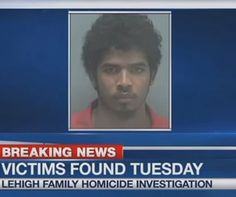 Illegal Alien Flees Bolivia After Robbery – Then Butchers 3 Americans in Florida (VIDEO)  Jim Hoft Aug 14th, 2015