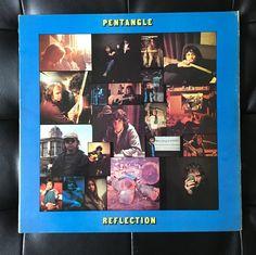 Rare Pentangle Reflection Vinyl Album 1971 by NicholasAllSorts on Etsy