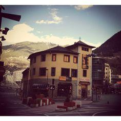 Andorra la Vella - Plaça de la Rotonda