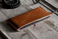 Image of hard graft Skinny Fit iPhone 5 Case / Heritage