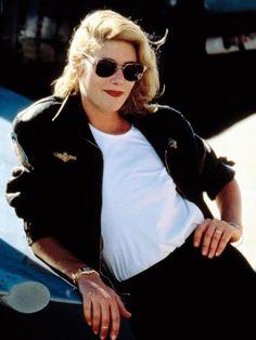 Top Gun Kelly Mcgillis Jacket