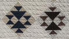 FOX AND GEESE QUILT - PC