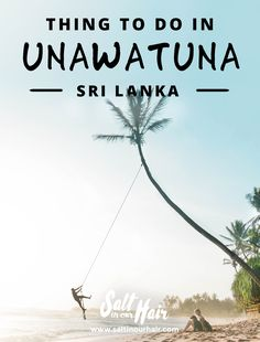 Things to do in and around Unawatuna