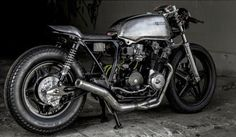 Honda CB 750 Cafe Racer by Thirteen and Company #motorcycles #caferacer #motos | caferacerpasion.com