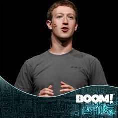 """""""Muévete rápido y rompe objetos. Si no estás rompiendo cosas, no te estás moviendo lo suficientemente rápido.""""- Mark Zuckerberg"""