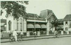 Grand Hotel Homann in Bandung