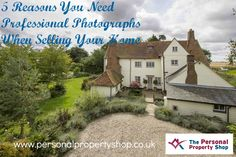 Estate agent photos have hit the headlines recently with 'Photography Horrors' showing the worst property photography. Your photos are the first thing potential buyers will see and use to form their first impression of your property. If your photos don't do your property justice, what's going to attract someone to book a viewing?