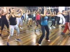 Salsa,merengue,regueton, cumbia,bachata, en la clase de rumba de Platinum Fitness.f4v - YouTube