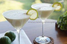 Uma bebida super refrescante, com o delicioso sabor do leite condensado... Uma combinação perfeita! Faça agora mesmo e aproveite! Leia mais...