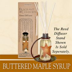 Er Maple Syrup Reed Diffuser Is Our Number One Scent At Kp Creek Gifts