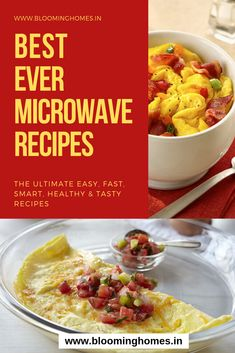 Best Ever Microwave Recipes which are easy to make within 5 minutes. You must know about these healthy, tasty & easy recepies and must try at your home. Schezwan Chutney, Easy Microwave Recipes, How To Make Hamburgers, Instant Recipes, Yummy Food, Tasty, Cooking Together, Plates And Bowls, How To Cook Pasta