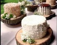 31 ideas wedding rustic cake table center pieces for 2019 Wedding Events, Wedding Day, Weddings, Wedding Cards, Diy Wedding, Decoration Patisserie, Cake Table, Dessert Tables, Wood Slices