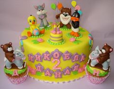 looney tunes cakes - Google Search