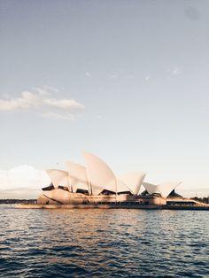 Sydney Opera House - Sydney, Australia #sydney #australia | John Roberts | VSCO Grid™