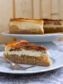 Pradobroty: Tvarohové řezy se skořicovou polevou Sweets Cake, Dessert Recipes, Desserts, Tiramisu, Banana Bread, French Toast, Sandwiches, Cheesecake, Food And Drink