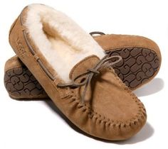 Snuggly UGG Slippers. #REIGifts