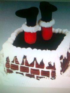 Mikulás torta