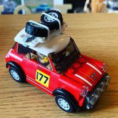 "Matthew Wood on Instagram: ""#Lego #mini #speedchampions set built already!"" Lego Cars Instructions, Cool Things To Build, Lego Wheels, Lego Kits, Lego Truck, Amazing Lego Creations, Lego Builder, Lego Trains, Lego Modular"