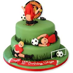 Sporting Cakes