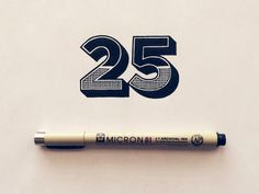 Top 25 Things I've Learned About Hand Lettering http://seanw.es/bztY