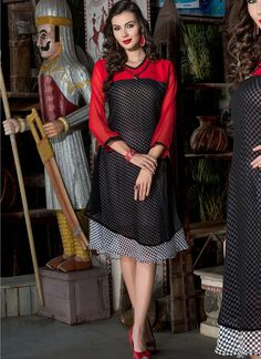 #VYOMINI - #FashionForTheBeautifulIndianGirl #MakeInIndia #OnlineShopping #Discounts #Women #Style #EthnicWear #Kurti #OOTD Only Rs 1223/, get Rs 322/ #CashBack,  ☎+91-9810188757 / +91-9811438585