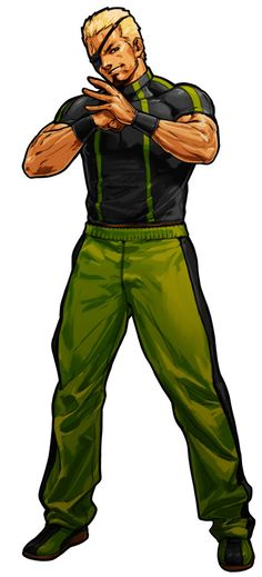 Ramon - The King of Fighters XI
