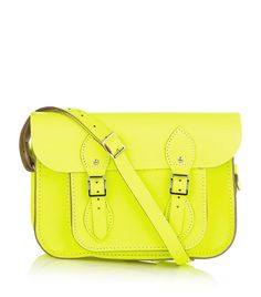 01e7baa897ce Asos bag £110.00. See more. CAMBRIDGE SATCHEL The Fluoro Satchel (11