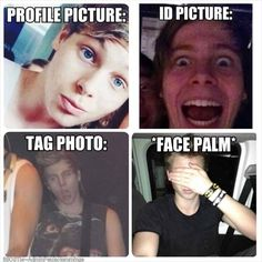 This is what happens it me all the time it's not far I look somewhat good in some pics♡