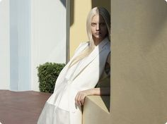 nastya kusakina by blommers & schumm for anOther spring/summer 2013 | visual optimism